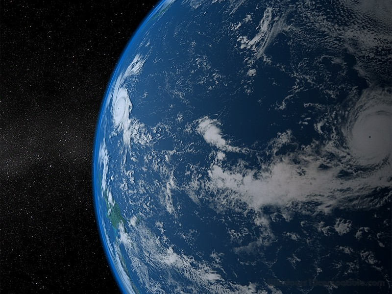 Solar System - Earth 3D screensaver 1.9 Free download
